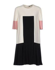 ALEXANDER MCQUEEN Short Dress. #alexandermcqueen #cloth #dress