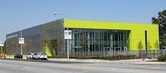 ArchitectureChicago PLUS: Gary Comer College Prep, John Ronan Architects