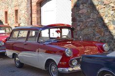 OPEL Olympia P CarAvan, 1959, 1,5 Liter, 50 PS