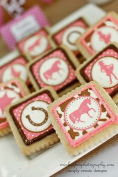 """Photo 1 of 11: Vintage shabby chic cowgirl party / Birthday """"Maddison's Cowgirl Birthday"""" 