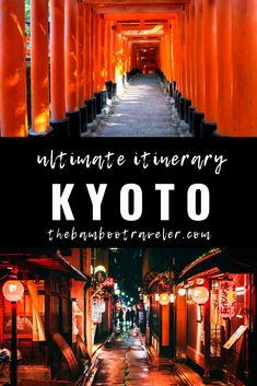 Kyoto Itinerary 4 Days: A City of a Million Temples - The Bamboo Traveler | how to spend 4 days in Kyoto Japan | what to see in Kyoto Japan | things to do in Kyoto Japan | 4-day itinerary for Kyoto Japan | how to get around in Kyoto | where to eat in Kyoto | what to eat in Kyoto | where to stay in Kyoto | Japan destinations | Japan travel guide | Japan itinerary | beautiful places in Kyoto #Japan #Kyoto #traveltips #solotravel #culturaltourism
