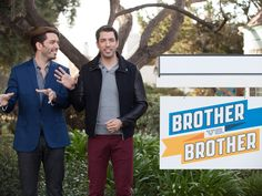 Sometimes the hands say it all!  Caption this #BroVsBro moment...