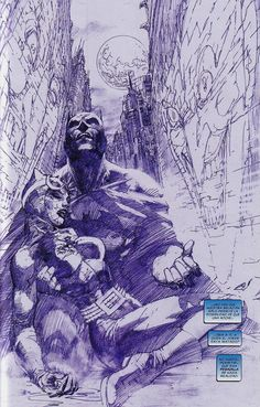 Batman & Catwoman - Batman - Hush