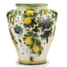 Tuscan design – Mediterranean Home Decor Tuscan Design, Tuscan Style, Porcelain Ceramics, Ceramic Pottery, Painted Porcelain, Fine Porcelain, Porcelain Jewelry, Hand Painted, Mediterranean Home Decor