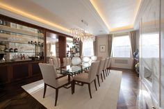 Grosvenor Square - Dining room