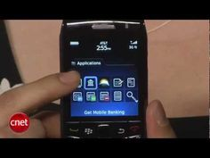 BlackBerry Pearl 3G 9100 Review (AT)