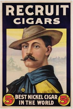 Vintage cigar art advise you