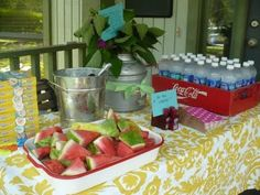 Kid water ideas for pool party kids