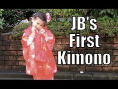 Julianna's First Kimono! - November 15, 2015 -  ItsJudysLife Vlogs
