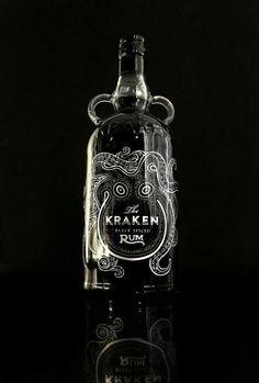 Release the Kraken - rum