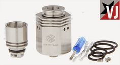 Vapor Joes - Daily Vaping Deals: HEX: THE STEAM CRAVE AROMAMIZER RDA - $9.21