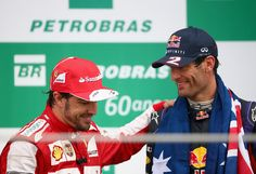 Mark Webber Photos Photos: Grand Prix of Brazil Rod Laver Arena, Gp F1, Mark Webber, Racing Events, Alonso, Sports Stars, Car And Driver, Formula One, Grand Prix