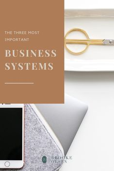 The Most Important Systems Entrepreneurs Need! #brookeolsenco Business Education, Business Advice, Start Up Business, Business Entrepreneur, Business Planning, Independent Business, Business Operations, Creating A Business, Successful Women