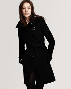 Burberry Brit Rushworth Wool Coat