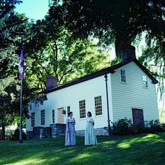 Laura Secord Homestead, Queenston, ON