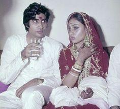 Amitabh and Jaya Bachchan's 40th wedding anniversary. ...See More