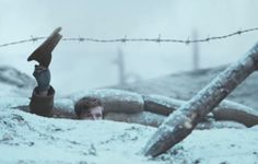 While John Lewis opted for a mawkish story about a lonely penguin in its latest Christmas advert, Sainsbury's shunned CGI and product placement to tell the story of the Christmas truce on the Western Front during World War One. Christmas Truce, Christmas Adverts, Christmas 2014, Royal British Legion, Creative Review, Sainsburys, Arts And Entertainment, World War I, Cool Watches