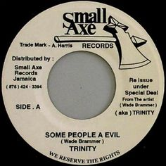 """Stream TRINITY - """"Some People A Evil"""" by KΔΔT's Top Ranking Sound from desktop or your mobile device Home Theater Sound System, Home Theatre Sound, Skinhead Reggae, Center Labels, Music Images, Some People, Vinyls, Bass, Culture"""