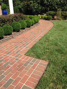 1000 images about brick paver walkways and pathways on - Ladrillo paves ...
