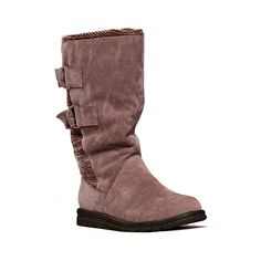 LUNA BROWN | MUK LUKS® Sweater Boots Collection