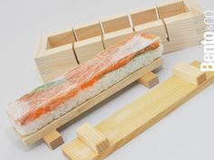 Great rice mould for making square sushi. Great price too!