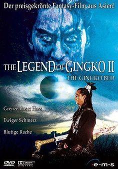 THE LEGEND OF GINGKO II