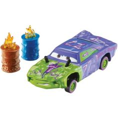 Disney Pixar Cars 3 High Impact Amp Jimbo Die Cast Vehicle 2