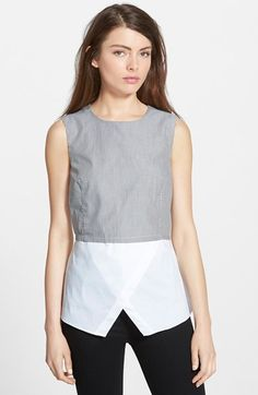 Bailey 44 'Rione' Layered Top available at #Nordstrom