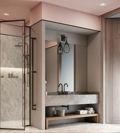 497 отметок «Нравится», 5 комментариев — Ali Davud (@alidavud) в Instagram: «#design #absolutely #gorgeous #pink #bathroom #highliving #luxurydesign #apartment #highlife…»