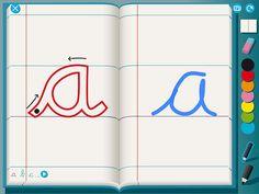 Le Son des lettres Montessori >4A 4.49€ Ipad, Critique, Applications, Iphone, Montessori, Android, Kids, Letters, Graphic Design