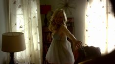 Caroline Forbes | TVD 01x03 | Friday Night Bites Vampire Dairies, Caroline Forbes, Friday, Seasons, The Originals, Night, My Style, Diaries, Cute