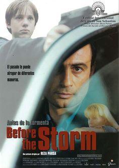 """Antes de la tormenta (2000) """"Före stormen"""" de Reza Parsa - tt0251091"""