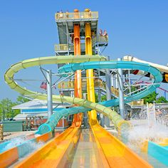 Would Love To Go To More Water Parks. Been To Raging Waters In San Dimas, CA; Wet N Wild In Las Vegas, NV; & Wild Rivers In Irvine, CA