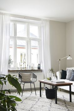 Living Room Interior, Deco, Decor, Furniture, Dining Bench, Home, Interior, Home Decor, Room
