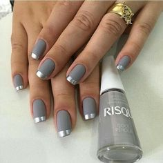 Want some ideas for wedding nail polish designs? This article is a collection of our favorite nail polish designs for your special day. Elegant Nail Designs, Short Nail Designs, Elegant Nails, Best Nail Polish, Nail Polish Colors, Stylish Nails, Trendy Nails, Cute Acrylic Nails, Fun Nails