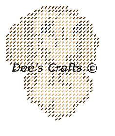 Plastic Canvas Coasters, Plastic Canvas Crafts, Plastic Canvas Patterns, Tissue Box Covers, Tissue Boxes, Crochet Skull Patterns, Puppy Crafts, Types Of Stitches, Daschund