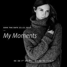SARAH PACINI | MY MOMENTS Sarah Pacini, E Design, Fashion Forward, In This Moment, Fashion Accessories, Blog, Group, Board, Hair