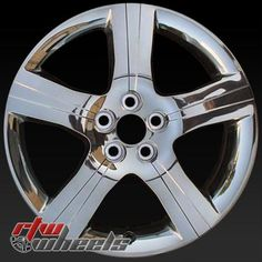 "Pontiac  wheels for sale 2008-2012. 18"" Chrome rims 6633 - http://www.rtwwheels.com/store/shop/18-pontiac-wheels-for-sale-chrome-6633/"