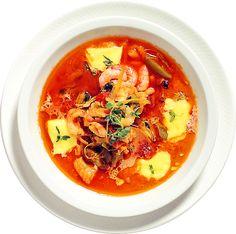 Boullabaisse på enkelt sätt | Recept från Köket.se