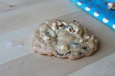 Popcorn Chocolate Chip Cookies   Swim, Eat, Repeat