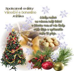 Přání vánoce « Rubrika   OBRÁZKY PRO VÁS Advent, Christmas Wreaths, Santa, Clip Art, Holiday Decor, Food, Essen, Meals, Yemek