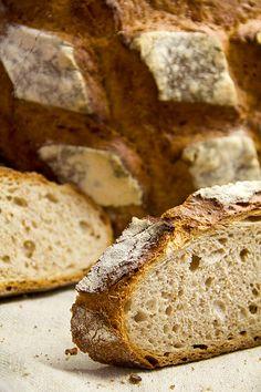 From old to new: Burebrot Pan Bread, Bread Cake, Yeast Bread, Sourdough Bread, Bread Baking, German Bread, Wrap Sandwiches, Bread Rolls, I Foods