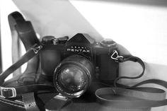 John Lennon's Pentax camera