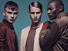 Blac Ivy Stockholm Spring/Summer 2015 Men's Lookbook • Selectism