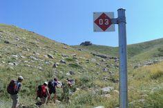 On the way to Astraka Mountain Hut Trekking, Wind Turbine, Greece, Around The Worlds, Mountains, Nature, Travel, Naturaleza, Trips