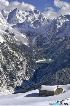 Val venina alpi orobie comune di Piateda
