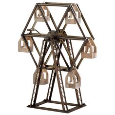 Ferris Wheel Candleholder by Cyan Design 4867