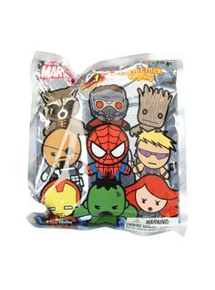 Marvel Series 1 Key Chain Blind Bag Figure | Hot Topic