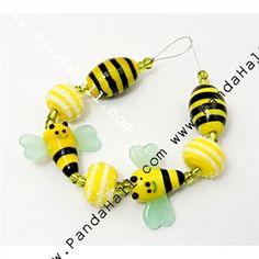 Handmade Lampwork Beads Strands