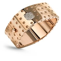 Pois Moi braPois Moi bracelet in 18kt rose gold with diamonds. @Reis-Nichols Jewelers - Engagement Rings, Wedding Bands, Fine Jewelry & Swiss Watches
